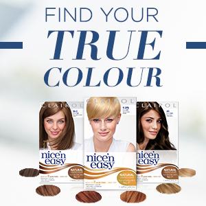 nice n easy pernament hair colour