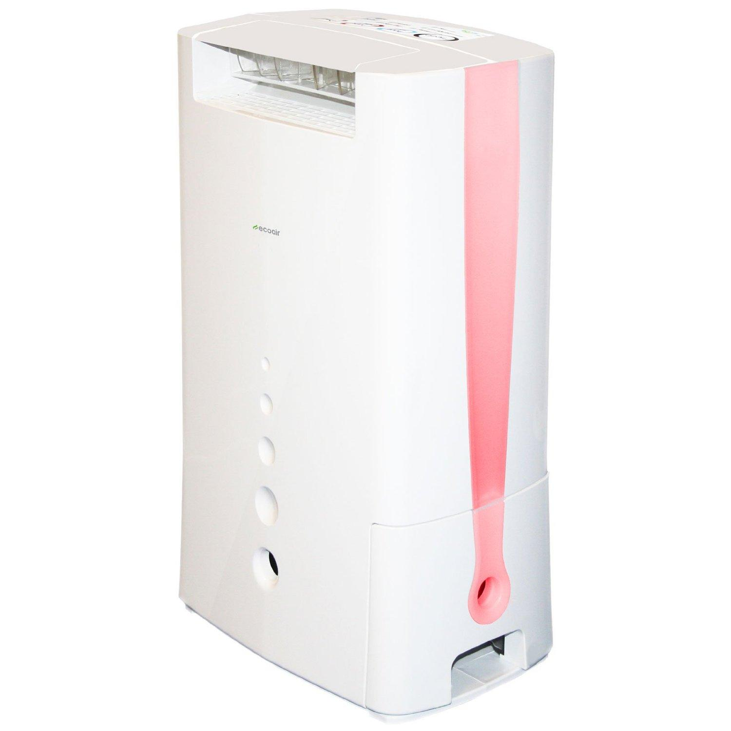 Dehumidifier with Ioniser and Silver Filter 8 L Red: Amazon.co.uk #C5061A