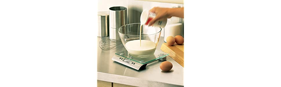 Salter Aquatronic Digital Kitchen Weighing Scales