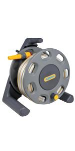 Hozelock 25m Compact Reel with connectors