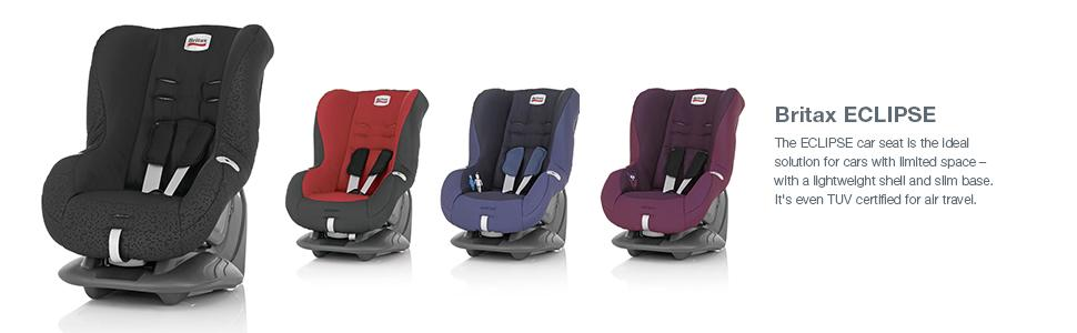 Britax, ECLIPSE, car seats, lightweight, side impact protection