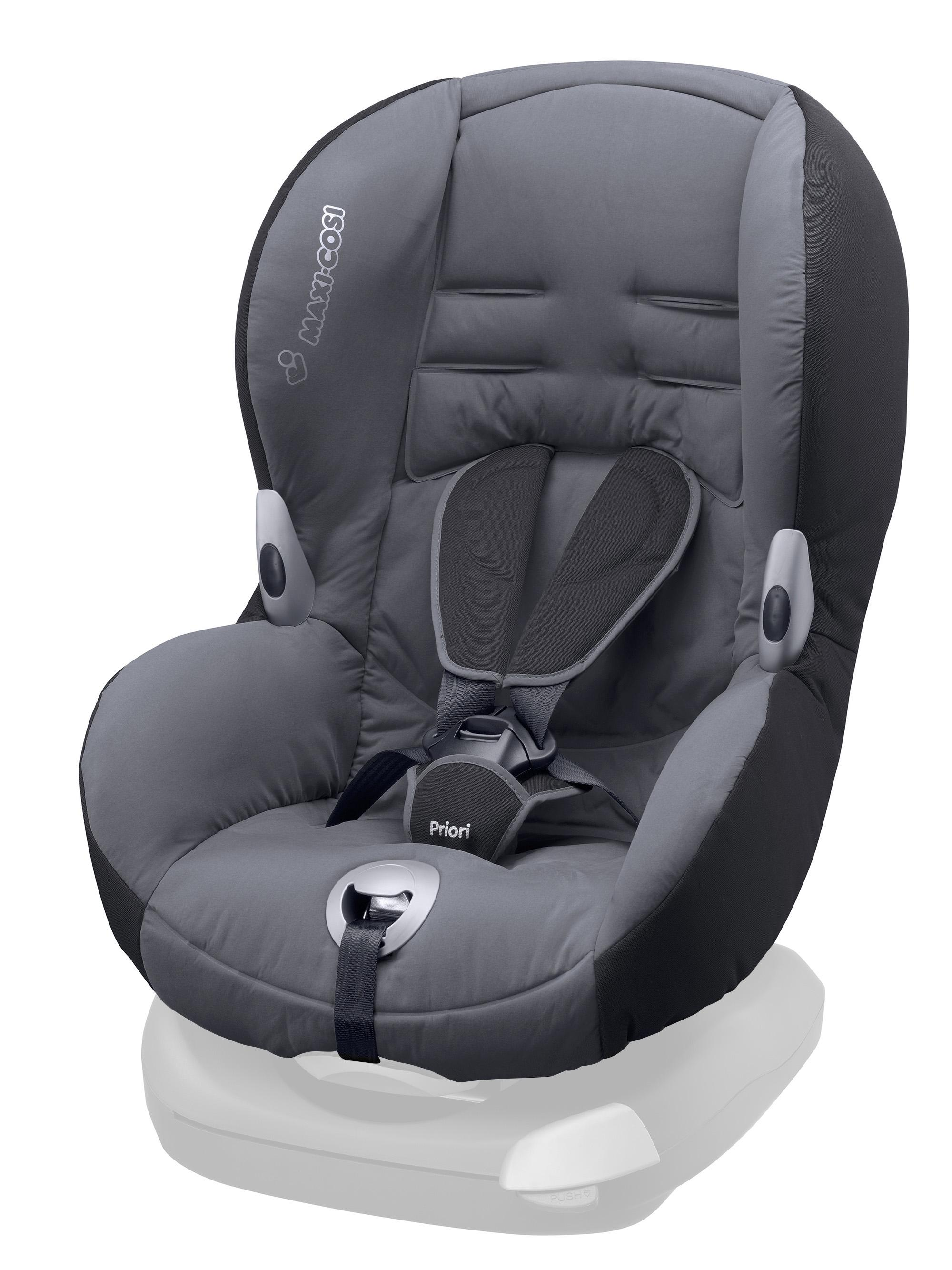 maxi cosi priori xp replacement seat cover solid grey baby. Black Bedroom Furniture Sets. Home Design Ideas