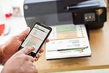 mobile printing, HP, 3830, smartphone printing, eprint