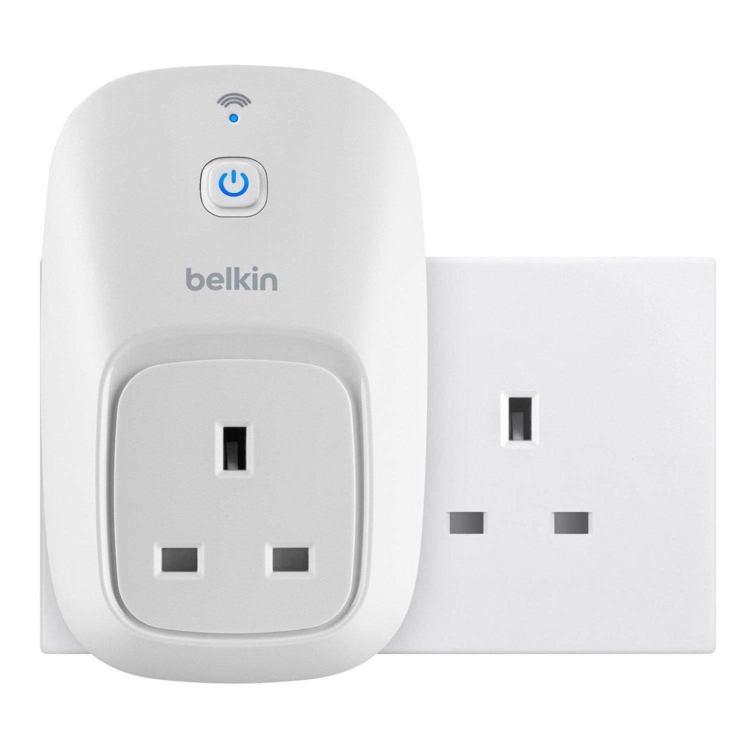 belkin wemo f7c027uk switch smart plug wi fi smart plug. Black Bedroom Furniture Sets. Home Design Ideas