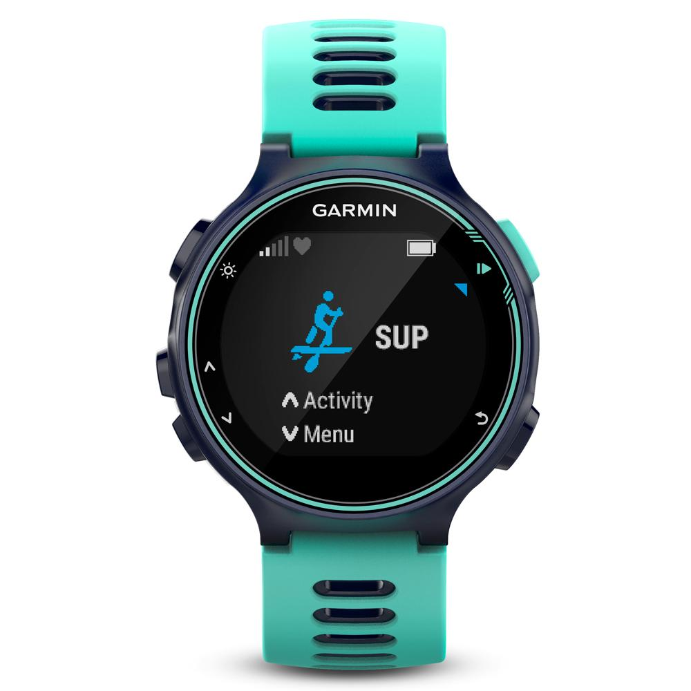 garmin forerunner 735xt gps multisport and running watch black grey electronics. Black Bedroom Furniture Sets. Home Design Ideas