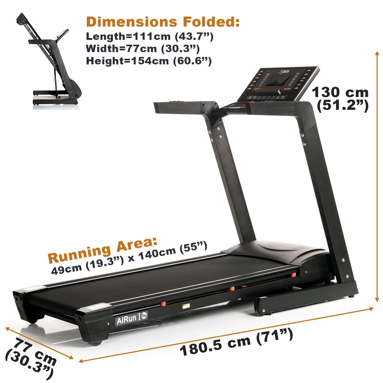Landice Treadmill Uk: Black: Amazon.co.uk: Sports