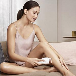 Braun Silk Expert BD 5009 IPL Hair Removal System and Body Exfoliator