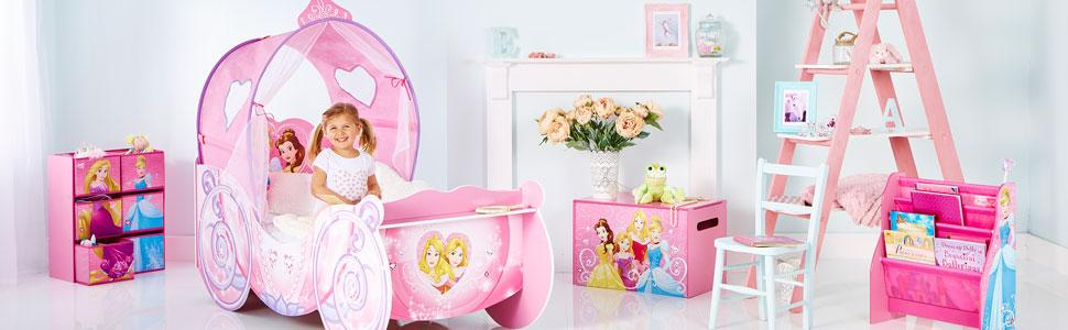 disney princess carriage bed instructions