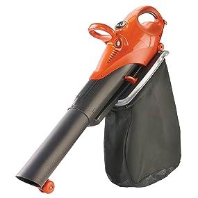 Flymo Scirocco 3000 Electric Garden Blower Vacuum, 3000 W