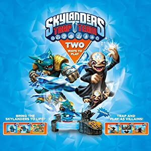Skylanders Trap Team: two ways to play