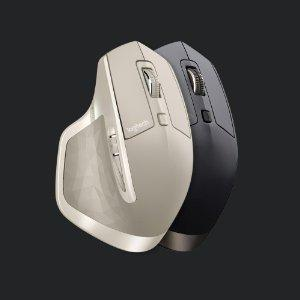 Logitech Mx Master Wireless Bluetooth Mouse For Windows
