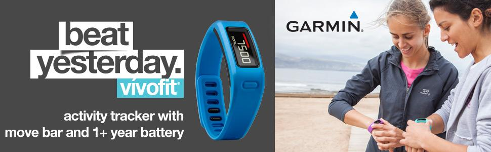 vivofit;activity;fitness;tracker;band