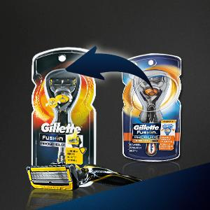 Gillette ProGlide Power Razor Blades Gillette Club