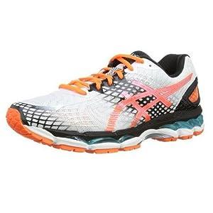 ASICS Gel-Nimbus 17, Men's Training Running Shoes, Red