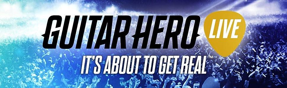 Guitar Hero Live logo