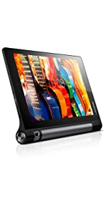Lenovo Yoga Tab 3 8 Inch WiFi Tablet with Case 2GB RAM 16GB Storage – Black