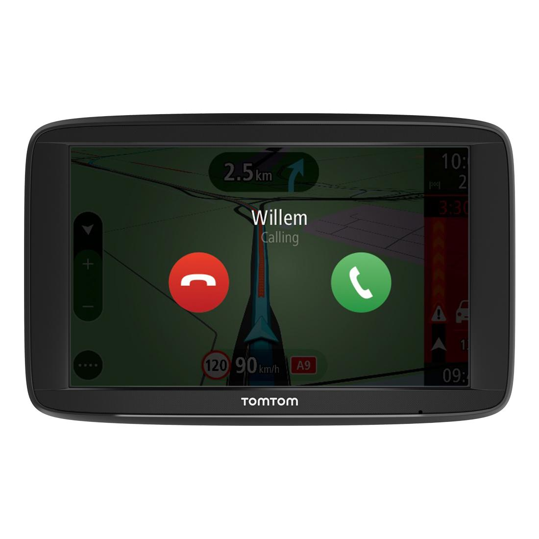 tomtom via 52 5 sat nav with uk roi western europe. Black Bedroom Furniture Sets. Home Design Ideas