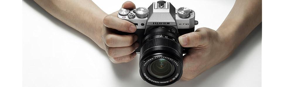 XT10 Fujifilm