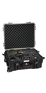 Vanguard Supreme 53F Waterproof Camera Case