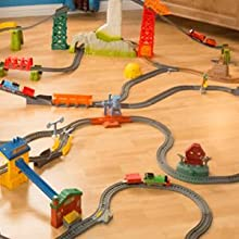 thomas and friends trackmaster sodor spiral expansion pack instructions