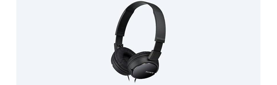 Sony, MDR-ZX110, overhead headphones