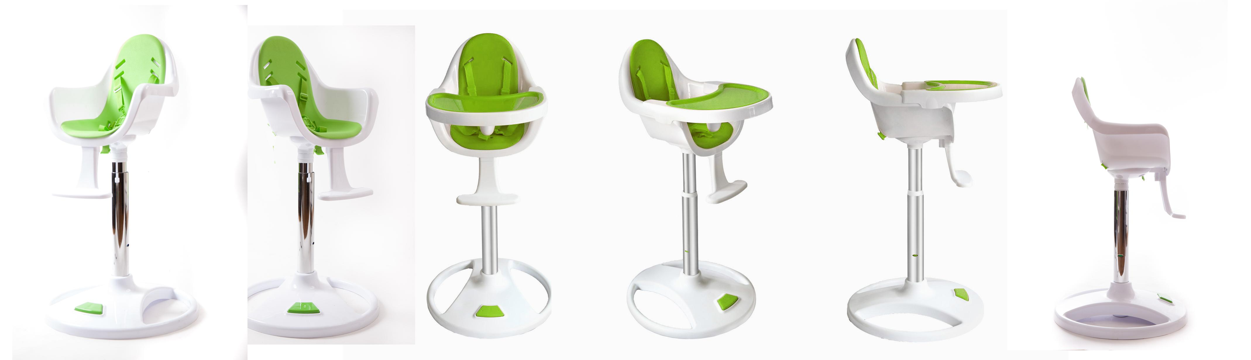 Bebe Style Modern 360 Swivel High Chair Green Amazon Baby