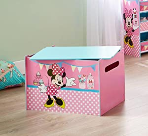Disney Minnie Mouse Toddler Bed and Canopy by HelloHome ...
