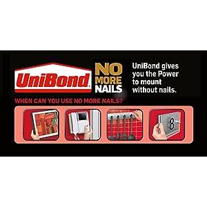 UniBond No More Nails: How to apply