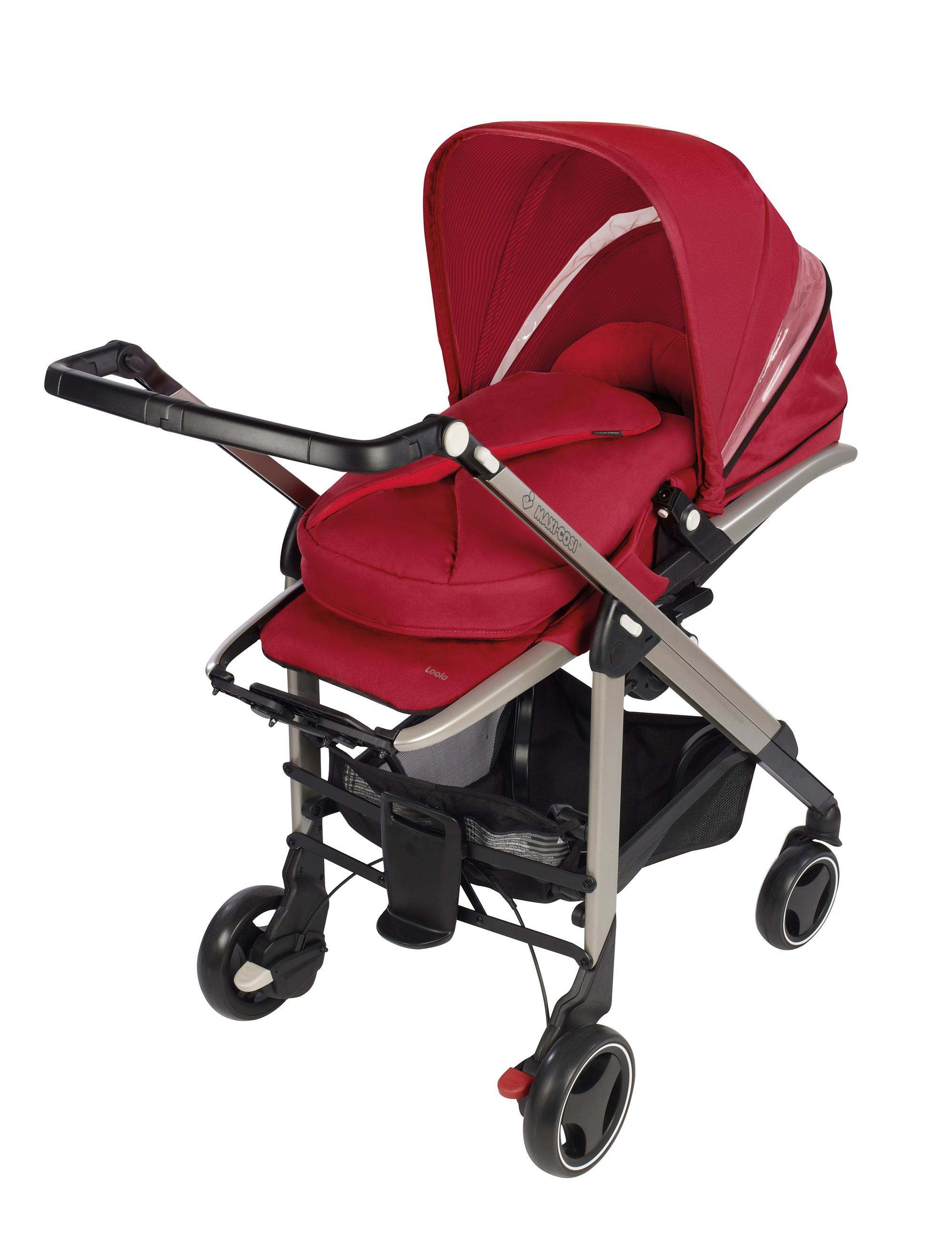 Maxi Cosi Loola Pushchair Modern Black Amazon Co Uk Baby