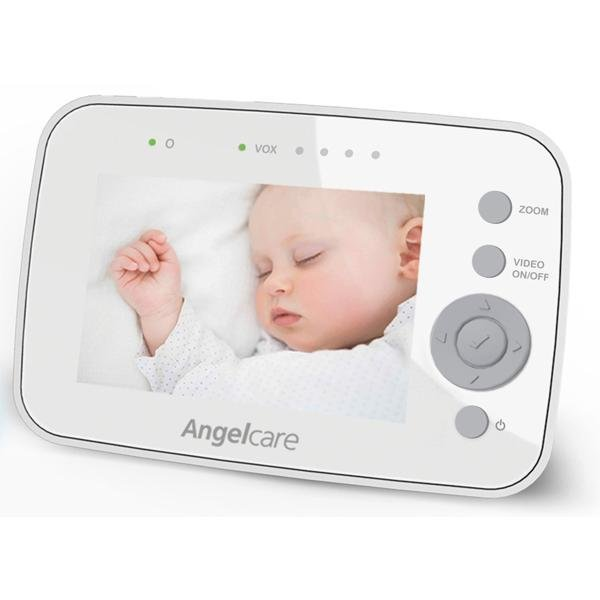 angelcare ac1300 digital video movement and sound baby monitor. Black Bedroom Furniture Sets. Home Design Ideas