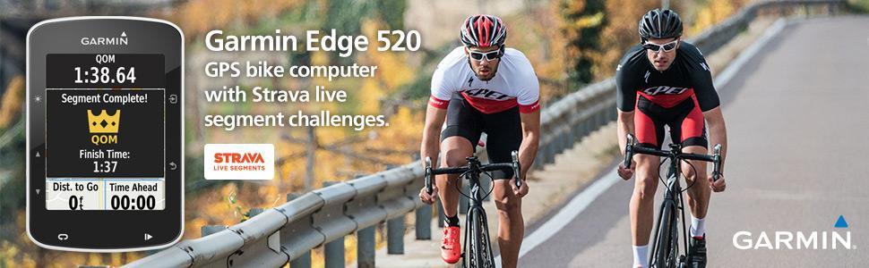Edge;520;Strava;live;segment