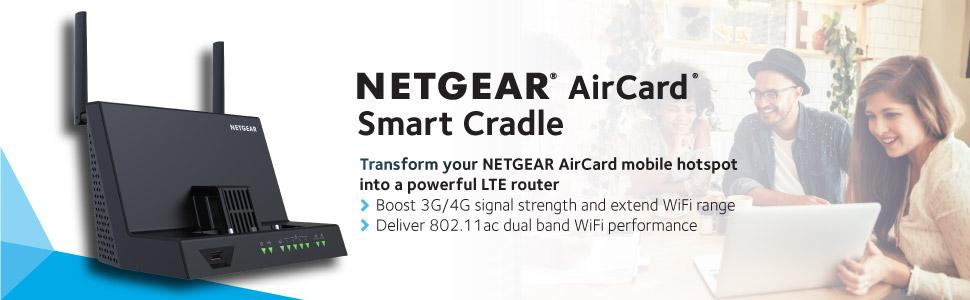 NETGEAR DC112A-100EUS AirCard 4G LTE Signal Boosting and Charging Cradle -  You get what you pay for