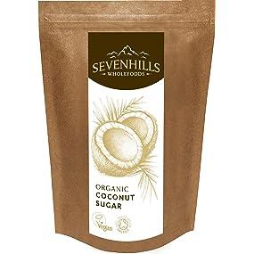 Sevenhills Wholefoods Organic Coconut Sugar