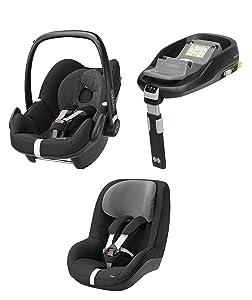 maxi cosi familyfix car seat base pebble and pearl car. Black Bedroom Furniture Sets. Home Design Ideas