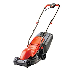 Flymo Easimo Electric Wheeled Collect Lawnmower
