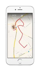 Tractive Apps, GPS for dogs and cats, iphone, android