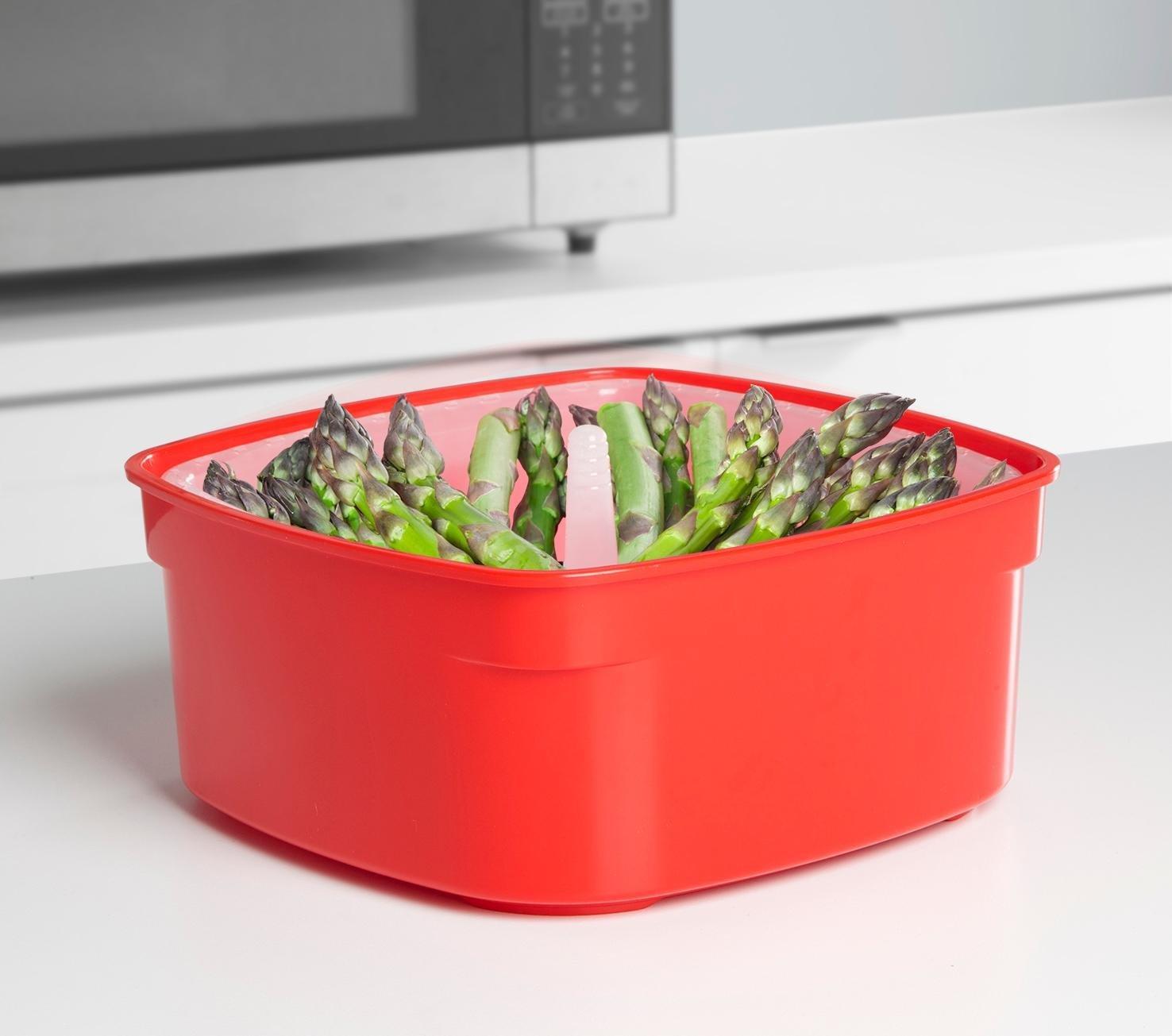Sistema; Microwave Cookware; Microwave Steamer