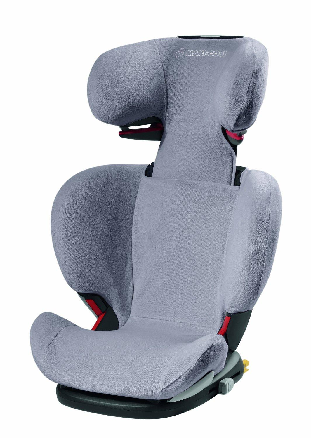maxi cosi rodifix car seat summer cover group 2 3 cool grey 2014 range baby. Black Bedroom Furniture Sets. Home Design Ideas