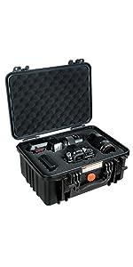 Vanguard Supreme 37F Waterproof Camera Case