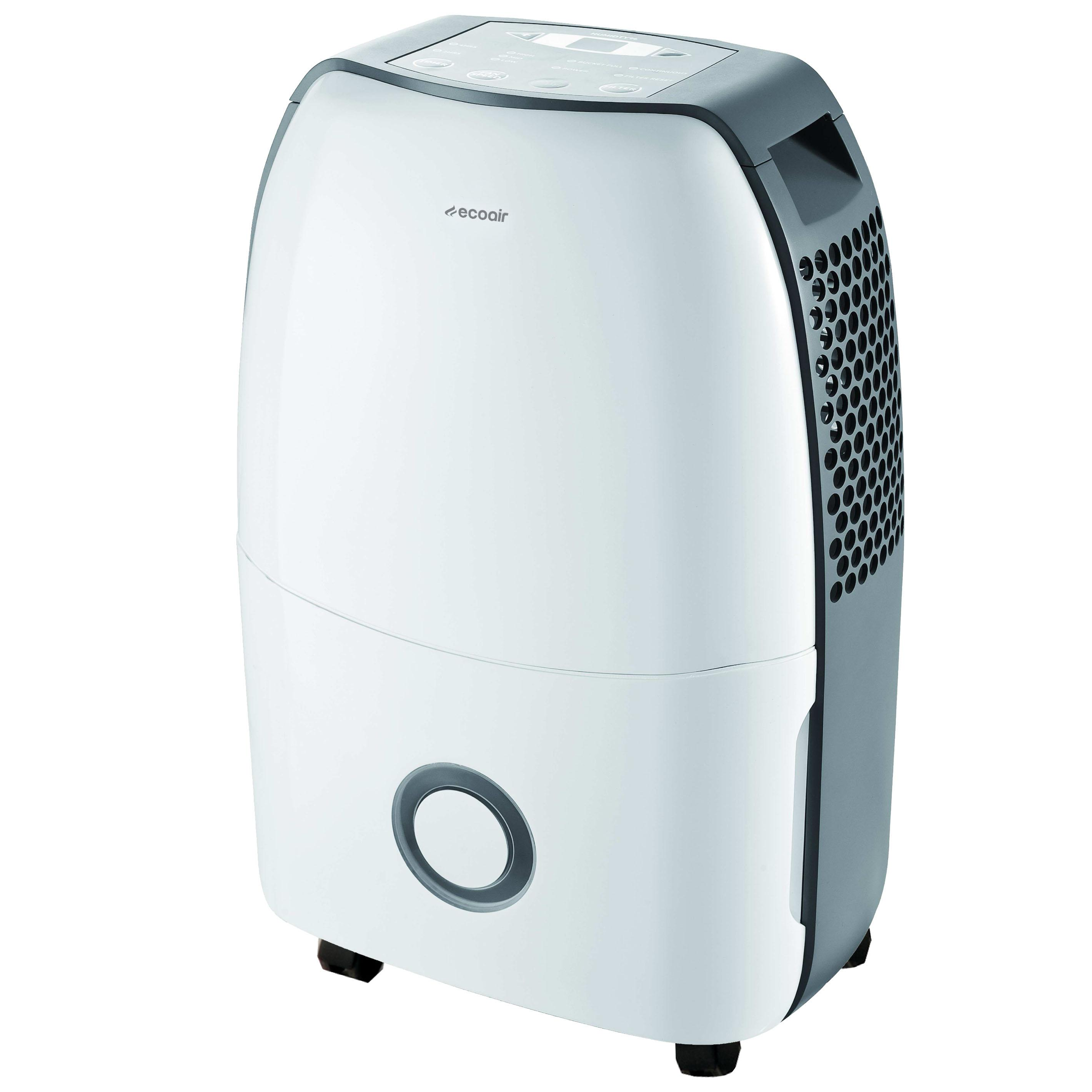 DC18 Compact Portable Dehumidifier 18 L: Amazon.co.uk: Kitchen & Home #506D7B