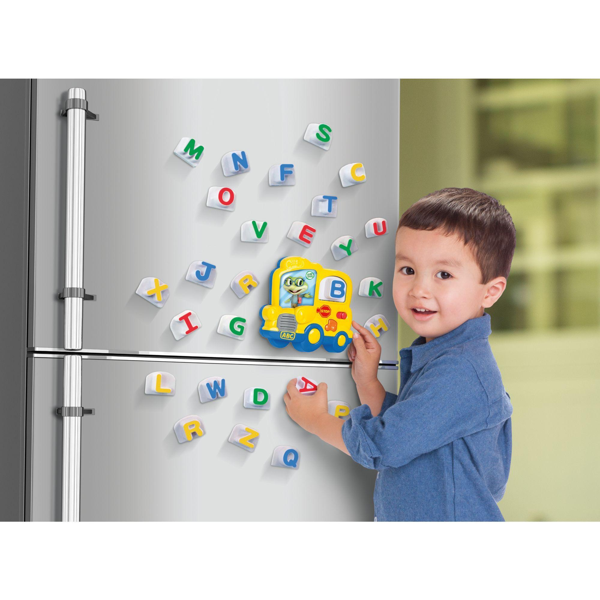 LeapFrog Fridge Phonics Magnetic Letter Set Amazon Toys