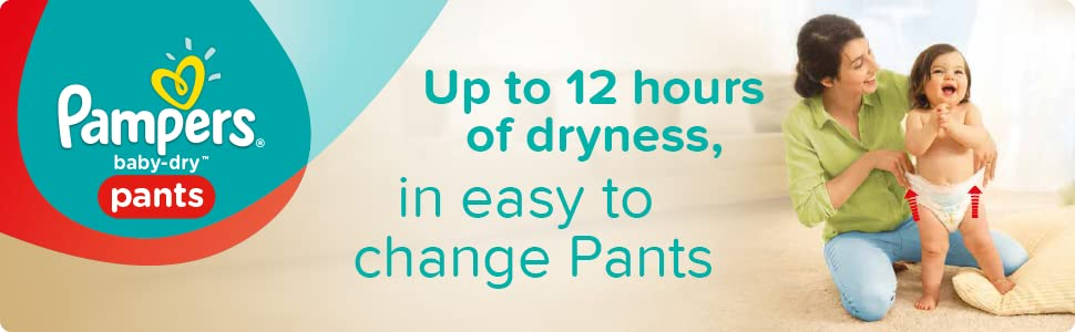 Pampers Baby Dry Pants Size 5 11 18 Kg Pack Of 84