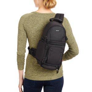 AmazonBasics Camera Sling Bag: Amazon.co.uk: Camera & Photo