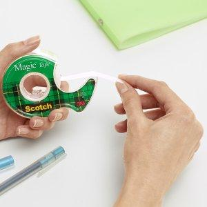 magic tape; scotch tape; office tape; invisible tape; matte tape