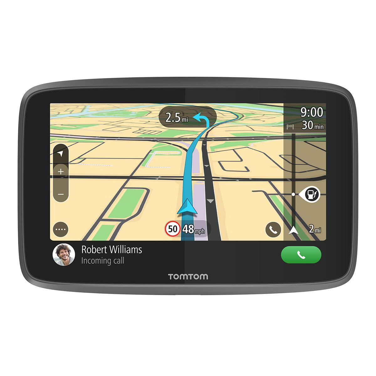 tomtom go 620 with wifi lifetime world maps traffic. Black Bedroom Furniture Sets. Home Design Ideas