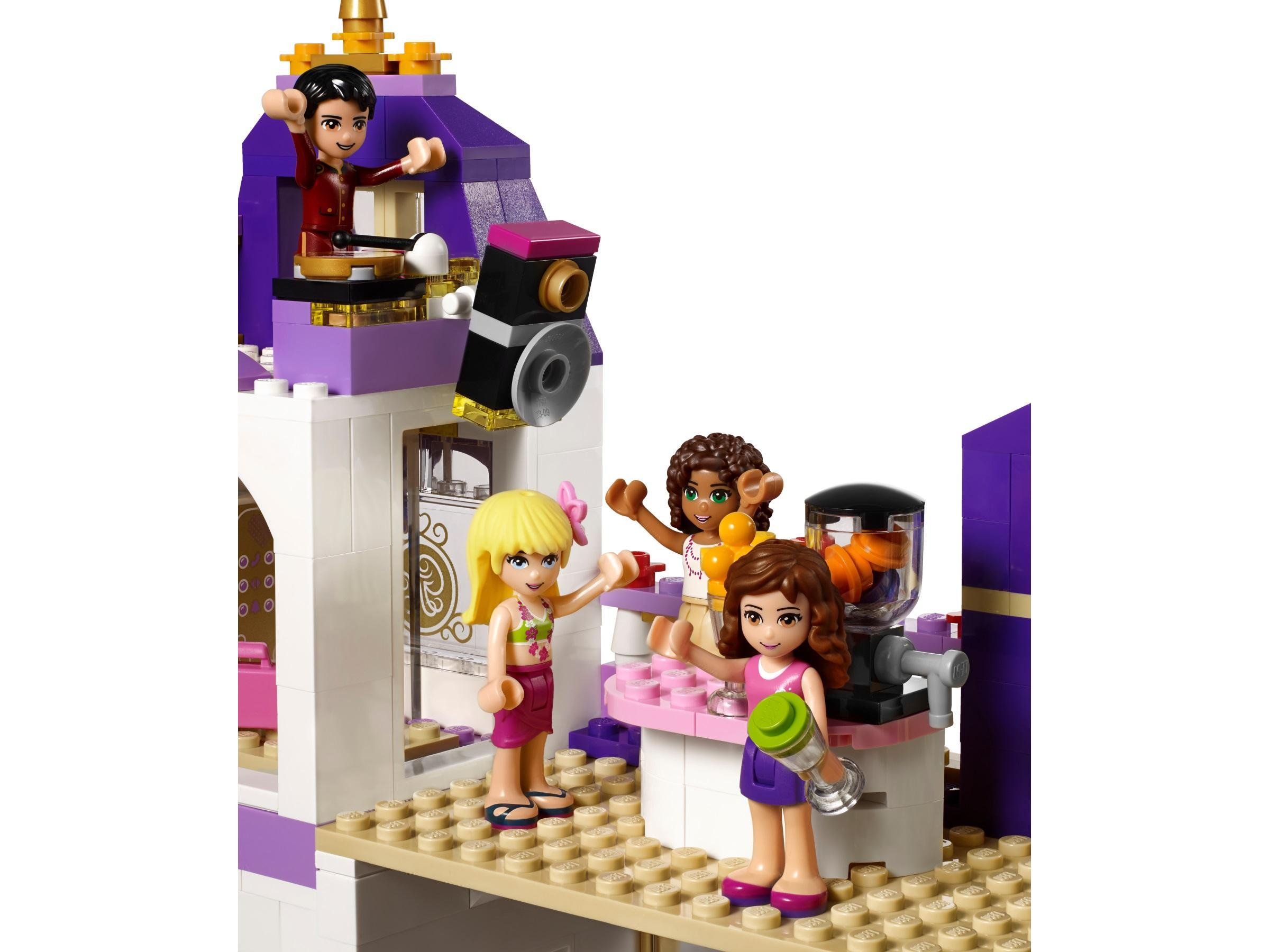 Lego friends heartlake grand hotel 41101 lego friends uk - View Larger