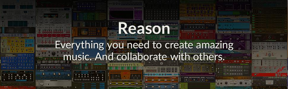 Reason 8 Music Software