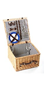 GG040;Greenfield Collection Hamper