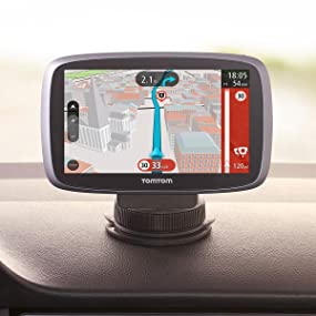 tomtom go 510 5 inch sat nav with world maps black. Black Bedroom Furniture Sets. Home Design Ideas