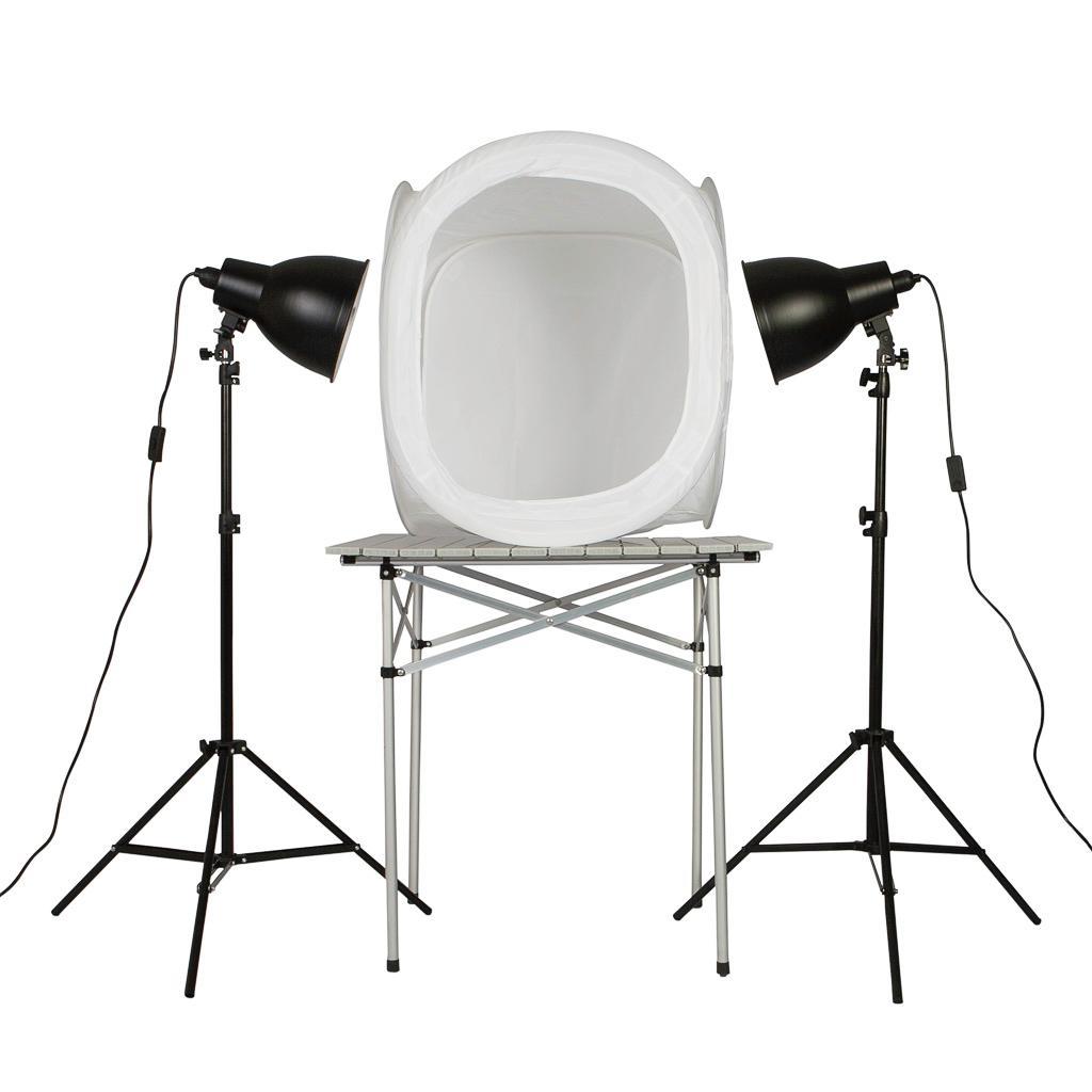 Studio Lighting Kit Argos: PhotoSEL PPC146 Studio Lighting Kit For Product: Amazon.co